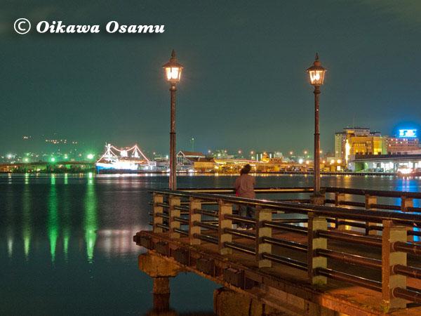 旧函館桟橋
