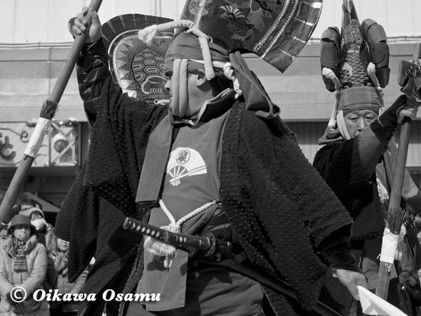 八戸市 えんぶり 2013