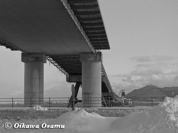 太平洋セメント海上桟橋