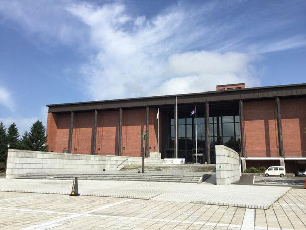 北海道博物館 2016 外観