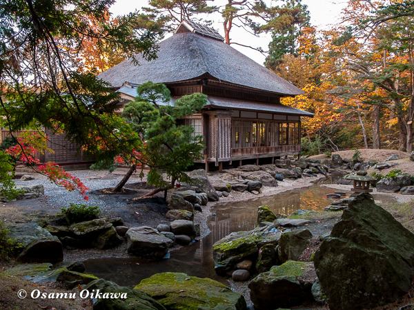 2006 香雪園 日本庭園